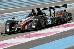 #45 Boutsen Energy Racing Formula le Mans - Oreca 09: Dominik Kraihamer, Nicolas de Crem, Norbert Le