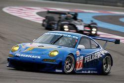 #77 Team Felbermayr Proton Porsche 997 GT3 RSR: Marc Lieb, Richard Lietz, Christian Ried