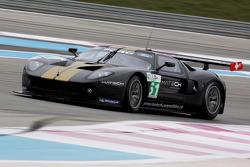 #61 Matech Competition Ford GT: Thomas Mutsch, Natacha Gachnang, Cyndie Allemann, Rahel Frey, Enriqu