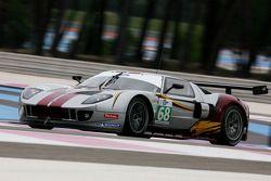 #68 Marc VDS Racing Team Ford GT: Renaud Kuppens, Markus Palttala