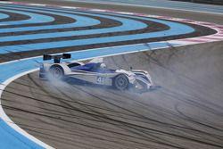 #48 Hope Polevision Racing Formula Le Mans: Mathias Beche, Christophe Pillon