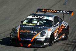 #47 Supabarn Supermarkets, Porsche GT3 997 Cup S: Theo Koundouris