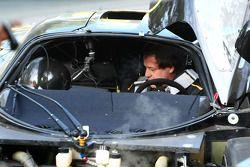 Mosler MT900 GT3, Tony Quinn crash