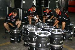 Organisation d'un garage