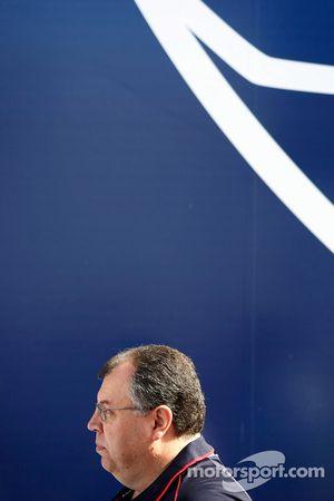 Ford Australia President en CEO Marin Burela