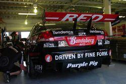 Bundaberg Red garage