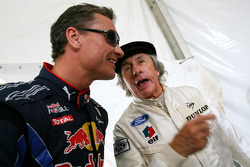 David Coulthard, Red Bull Racing, Consultor y Sir Jackie Stewart, 1969, 1971, 1973 campeón mundial d