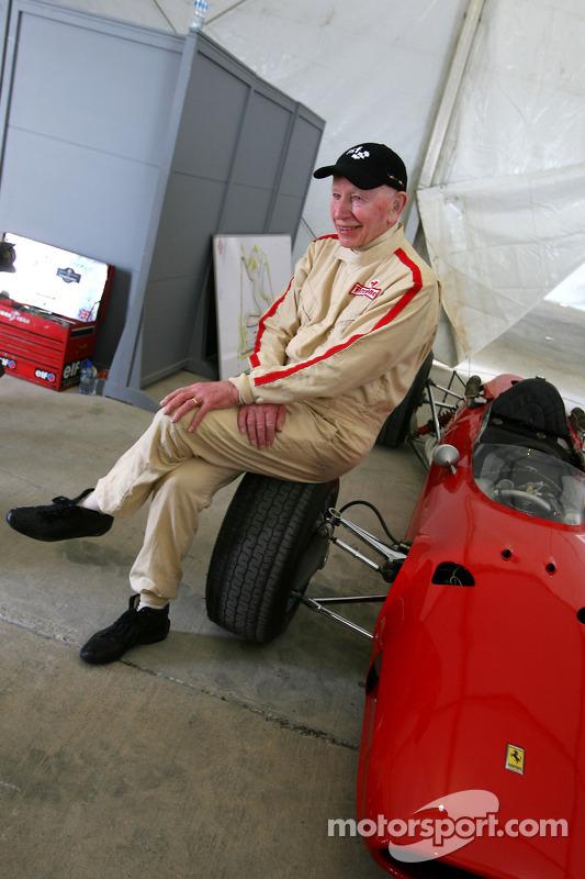 John Surtees, F1-Weltmeister 1964