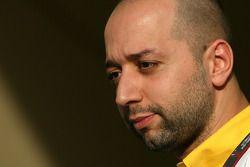 Gerard Lopez, dueño del Equipo Renault F1