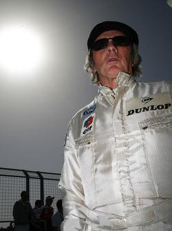 Sir Jackie Stewart, representante de RBS y Ex F1 campeón del mundo