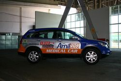 IndyCar Series medical car