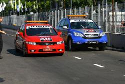 IndyCar Series Honda pace cars