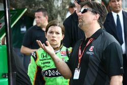 Danica Patrick, Andtretti Autosport et Michael Andretti