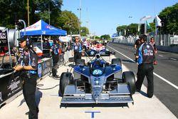 Voiture de Raphael Matos, de Ferran Luczo Dragon Racing