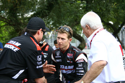 Ryan Briscoe, Team Penske et Roger Penske