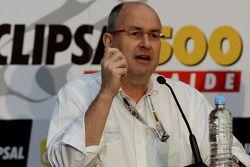 V8 Supercars voorzitter Tony Cochrane