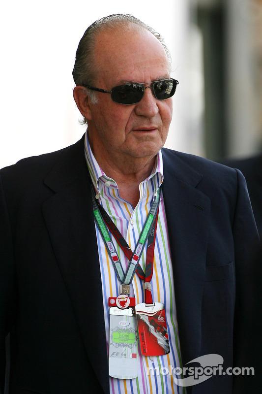 Juan Carlos I, koning van Spanje