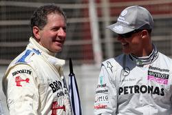 Jody Scheckter, 1979 F1 Champion du Monde, Michael Schumacher, Mercedes GP