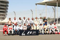 Campeones del mundo de F1