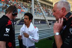 Lucas di Grassi, Virgin Racing con John Booth