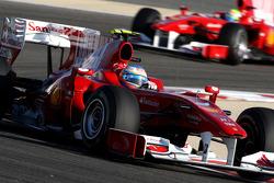 Fernando Alonso, Scuderia Ferrari Felipe Massa, Scuderia Ferrari