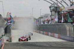 Dario Franchitti, Target Chip Ganassi Racing en tête