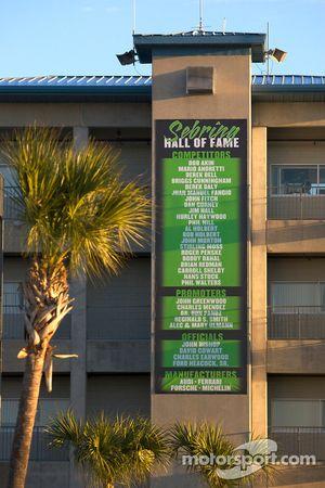 Sebring Hall of Fame