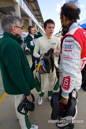 Paul Drayson, Jonny Cocker en Emanuele Pirro