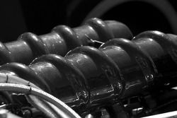 Team Peugeot Total Peugeot 908 HDI FAP motor