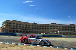 #44 Flying Lizard Motorsports Porsche 911 GT3 RSR: Darren Law, Seth Neiman, Richard Lietz
