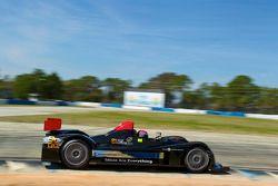 #55 Level 5 Motorsports Oreca FLM09: Scott Tucker, Christophe Bouchut, Mark Wilkins