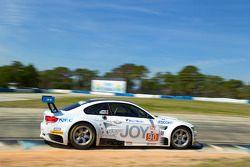 #90 BMW Rahal Letterman Racing Team BMW E92 M3: Dirk Muller, Joey Hen, Andy Priaulx