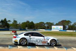 #92 BMW Rahal Letterman Racing Team BMW E92 M3: Bill Auberlen, Tom Milner, Dirk Werner
