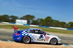 #80 Car Amigo - Alex Job Racing Porsche 911 GT3 Cup: Ricardo Gonzalez, Luis Diaz, Patrick Kelly