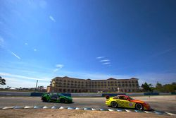 #69 WERKS II Racing Porsche 911 GT3 Cup: Robert Rodriquez, Galen Bieker, Cory Friedman, #01 Extreme