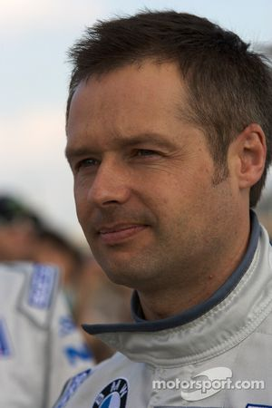 Drivers group photoshoot: Andy Priaulx