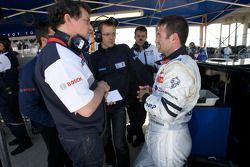 Sébastien Bourdais en Nicolas Minassian