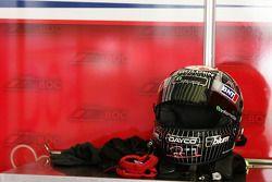 Helm van Jason Richards