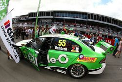 #55 The Bottle-O Race Team: Paul Dumbrell