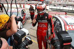 Garth Tander pakt pole voor race 2 van de Clipsal 500