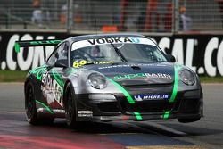 #69 Supabarn Supermarkets, Porsche GT3 997 Cup S: James Koundouris