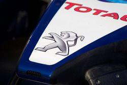 Team Peugeot Total Peugeot 908 HDI FAP koetswerk