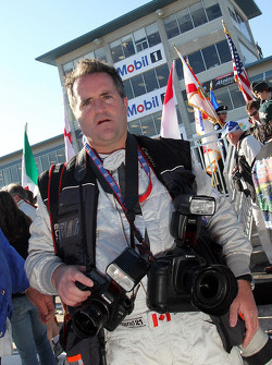 Motorsport.com's Eric Gilbert ready for action