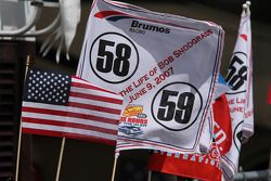 Bob Snodgrass vlag