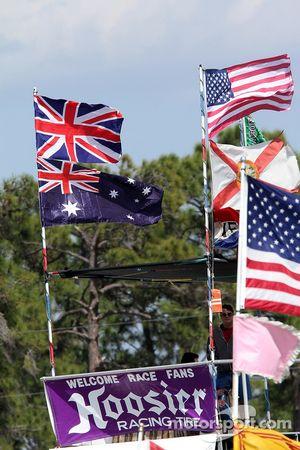 Hairpin vlaggen