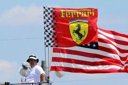 Ferrari trots