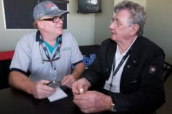 Richard Sloop (Motorsport.com) interviewe la légende allemande Hans Herrmann
