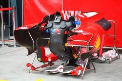 Ferrari race seat