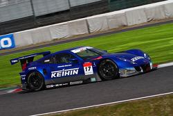 #17 Keihin HSV-010: Toshihiro Kaneishi, Koudai Tsukakoshi