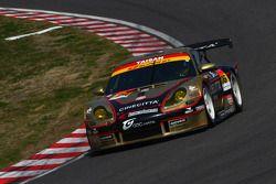 #26 Cinecitta Taisan Porsche: Igor Sushko, Masayuki Ueda